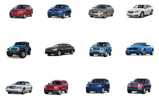 Rental Car Examples