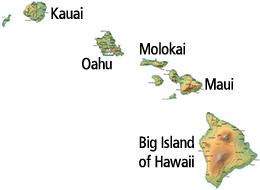 Hawaiian Islands Information Island Rental Cars Hawaii